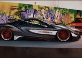 Essen Motor Show 2017 - Vossen Europe stand