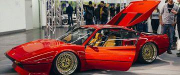 Essen Motor Show 2017 - Kean Suspension Ferrari 308 GTB