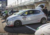 Kakukktojás - Peugeot 208 GTI a Tsukuba pályán!