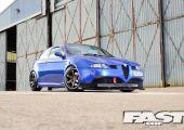 Pályára építve - Alfa Romeo 147 GTA