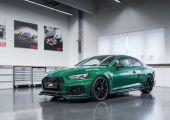 Szuperzöld - Audi RS5-R az ABT kezei közül.