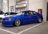 #spotted - Honda Civic a D pavilonból