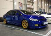 #spotted - Honda Civic a D pavilonból.