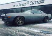 Chevrolet Camaro V8 nélkül?!