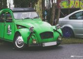 #spotted - Valami más... Citroën 2CV
