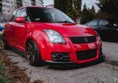 #spotted - Suzuki Swift Sport