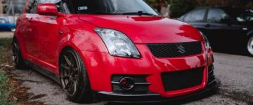 #spotted - Suzuki Swift Sport
