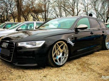#spotted - Audi A6 Avant 3.0 TDI