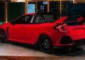 Túl sok szabadidő - A Honda mérnökeinek agymenése, Civic Type-R pick up!