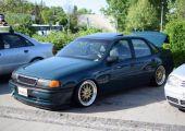 #spotted - Opel Vectra egyenes ágon örökölve.