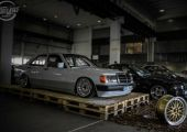 #spotted - Low Comfort Mercedes 190
