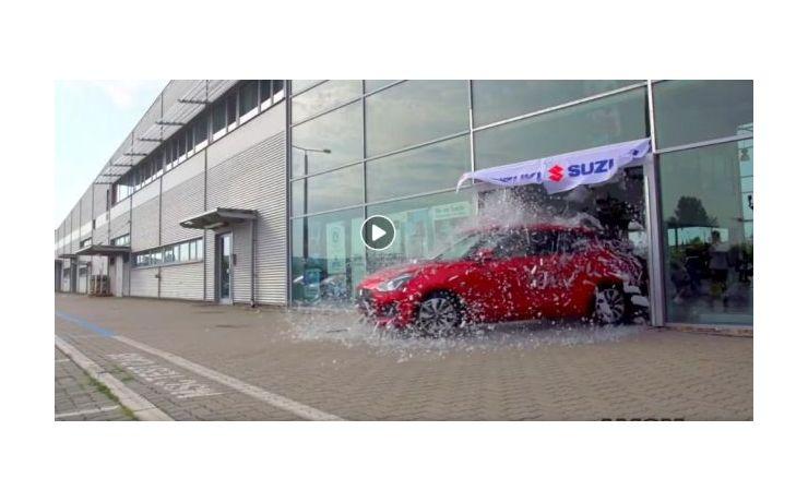 Új autó átvétel level: Ámon Olivér