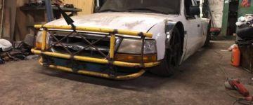 Feldolgozás alatt - Honda Ranger XLT