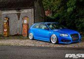 Nem ez volt a terv..... - Audi S3