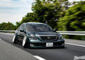 Amihez a Japánok értenek a legjobban - Toyota Celsior VIP stílusban