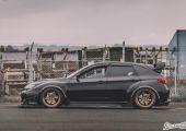Alacsony és gyors - Subaru Impreza STI