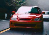 #napindító - Japán autók, Japánban, hegyi utakon...