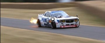 Goodwood Festival of Speed - Mad Mike és a Madbul menete