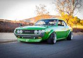Perfekt! - Toyota Celica 1971-ből!