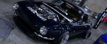 Érdekesség a Wekfest-ről - Mazda Miata