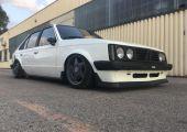 #spotted - Opel Kadett D öregsulis módon, plusz egy kis modernizációval megspékelve.