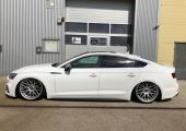 #spotted - Audi S5 Sportback by Lowfabrik.at