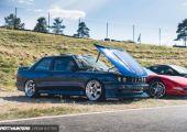 Csak erős idegzetűeknek! - BMW E30 M3 szívműtét után.