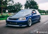 Túlzások nélkül - Honda Civic EK