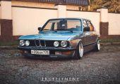 A második projekt - BMW E28
