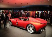 Újdonság - Ferrari Monza SP1 és SP2