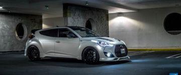 Még dögösebben - Hyundai Veloster Turbo