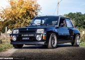 A megvalósult álom - Renault R5 Turbo 2