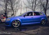 #spotted - Audi A3 Sportback
