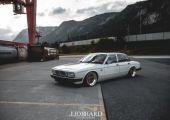 Amikor már maga az alap is különleges! - Daimler XJ40