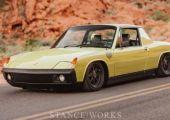 Családi vállalkozás - Porsche 914
