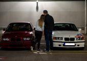 #spotted - His & Hers II. Anita és Bálint E36-os BMW-i.