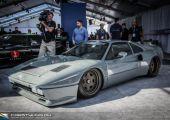 #sema2018 - Újragondolt klasszikus a Toyo standjáról .Ferrari 328 GTS
