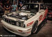 #sema2018 - BMW E30 M3. Klasszik bódé, modern technikával fűszerezve!