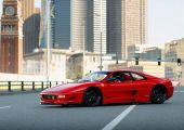 Egy újabb tuningolt Ferrari - ezúttal egy F355 Berlinetta