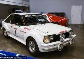 Az egyetlen! - Mercury Lynx versenyautó 1983-ból.