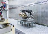 Érdekesség - Aston Martin Valkyrie. Részletek az 1000 lóerős V12-ről.