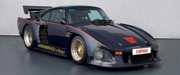 Porsche 935 - Most itt van a remek lehetőség, hogy tényleg valami nagyon egyedi autót vehess!