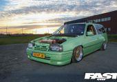 Váratlan meglepetés! - Opel Kadett Caravan totálisan átépítve.