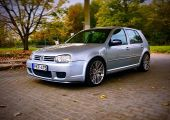 Golf Mk4 1.9 ARL 4motion (videó)