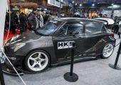 TAS2019 - HKS Swift a Tokyo Auto Salon-on!