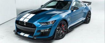 Bemutatták az új Shelby GT500-at!