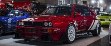 TAS2019 - A legdurvább Lancia Delta a világon! (Jelenleg)