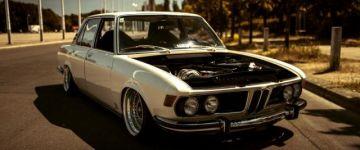 Tökéletesített klasszikus! - BMW E3
