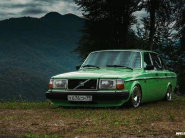 Volvo 240 - Svéd tégla, Oroszországból