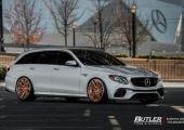 800 lóerős családi... - Mercedes-AMG E63S kombi a Renntech-től.